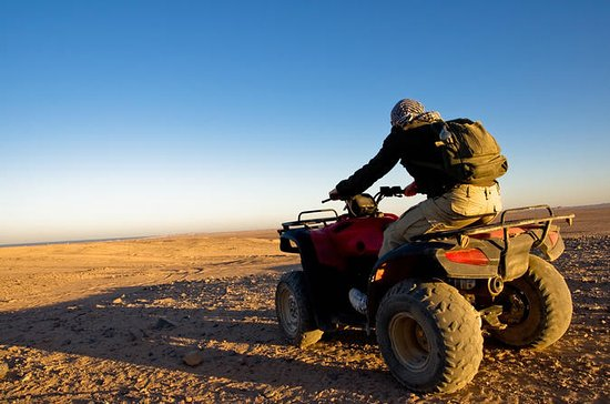 Quad Ride Experience a Marrakech