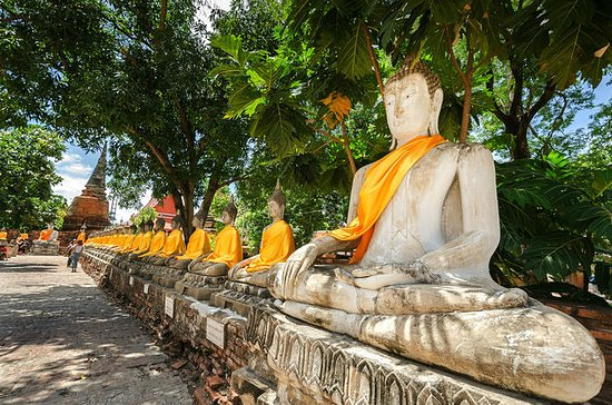 Full-Day Ayutthaya Tour with Grand...