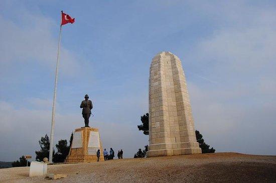 2 Day Gallipoli, Troy and Pergamon Acropolis Tour from Istanbul