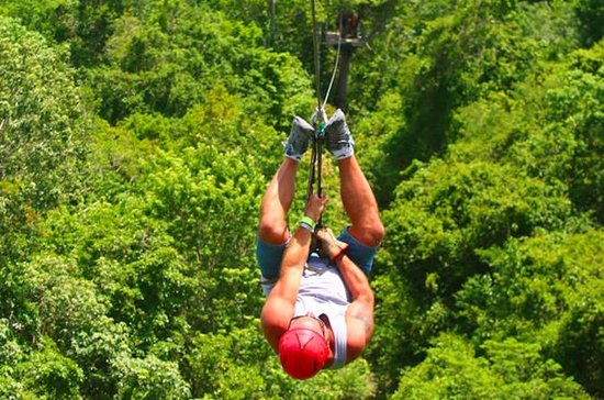 Zip Line and ATV Combo Tour