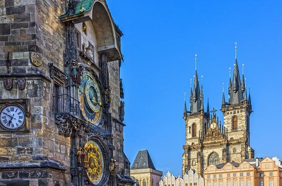 3-hour Prague Highlights Tour by Bus...