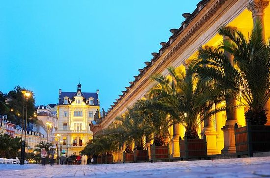 Day Trip to Karlovy Vary from Prague...