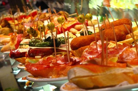 Best 3-Hour Private Tapas Tour in