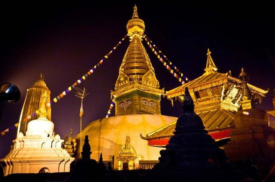 Kathmandu, Durbar Square, Swayambhunath Temple Private Tour