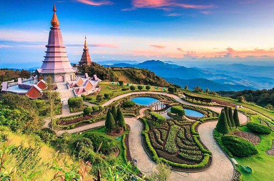 Full-Day Doi Inthanon Tour from...