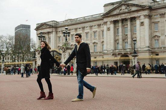 Styled Photoshoot Around Buckingham Palace