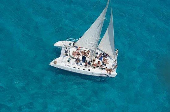 Aventure de navigation à Isla Mujeres...
