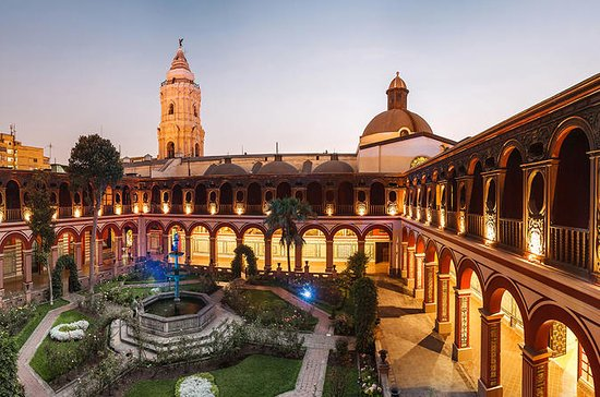 Private Historical Lima City Tour