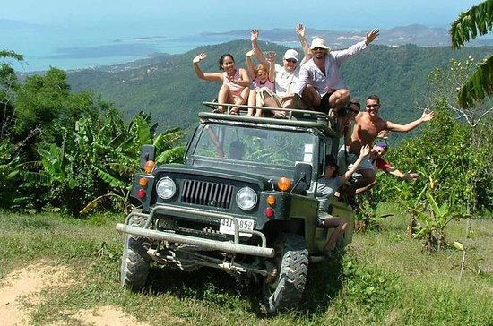 Eco-Jungle Safari Tour around Koh...