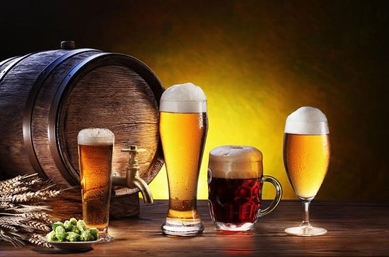 ビール、リンゴ酒、ワインを堪能する半日ツアー
