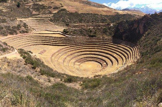Chinchero, Maras, Moray og Salt Mines...
