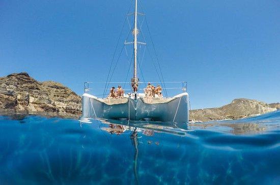 Cruzeiro Clássico Catamarã Caldera