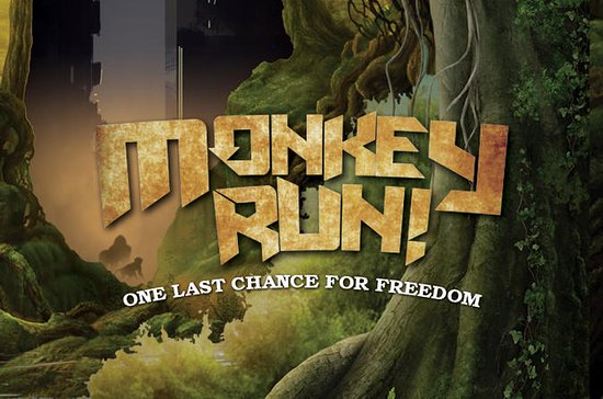 Puzzled Room Escape: Monkey Run