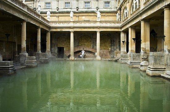 Visita a pie a los baños romanos y la...