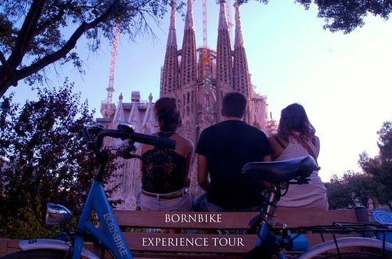 Fahrradtour durch Barcelona von Gotik...