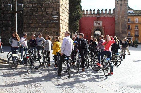 Sevilla tweetalige fietstocht