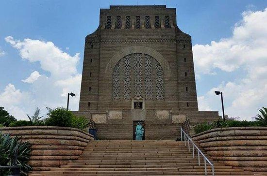 Pretoria City Tour from Sandton