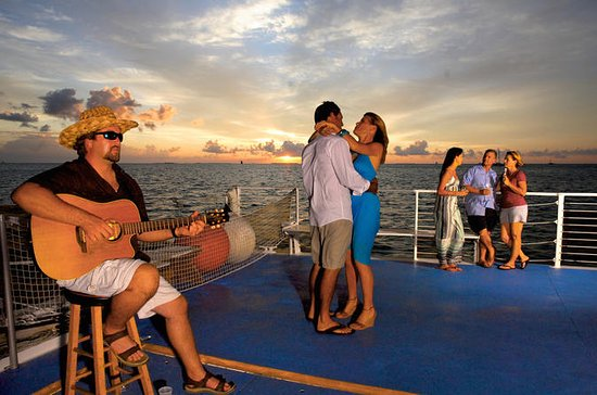 Crociera di Key West Sunset Party