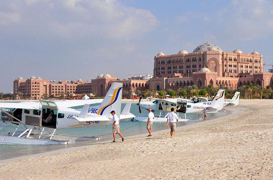 Seaplane Tour of Abu Dhabi och The ...
