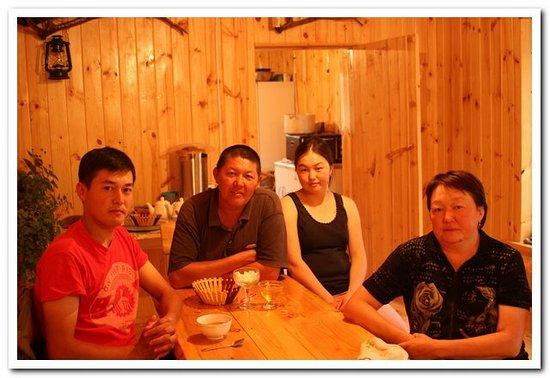Chuy Province, Kyrgyzstan: Kemin Guest House