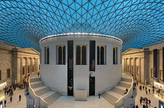 Small-Group Tour: The British Museum in London
