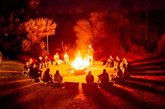 4-Day Red Centre Camping Safari from...