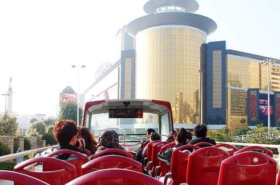 Macau Open-Top Bus 1 Day Pass