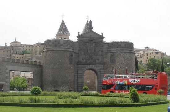 Toledo al tuo ritmo da Madrid