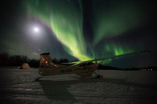 Northern Lights Flight from Rovaniemi