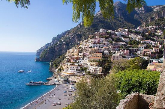 Sorrento Positano and Amalfi Day Tour from Naples Port