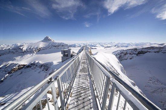 Glacier 3000 and Montreux Riviera...