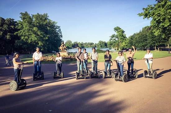 Lyon City Highlights Segway Tour