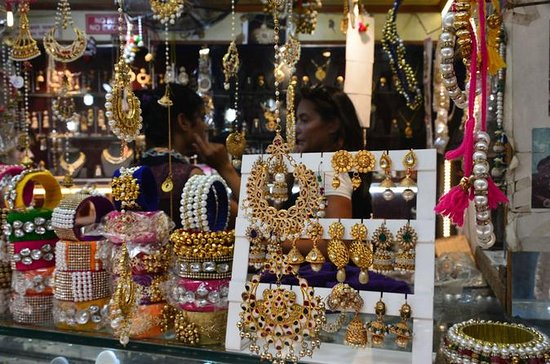 Delhi Private Shopping Tour Including...