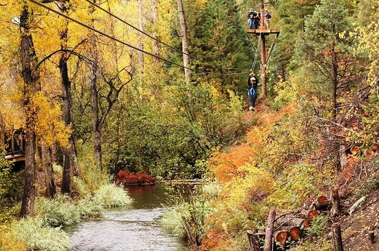 Upper Clear Creek più la Zipline