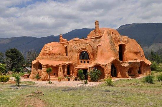 Villa de Leyvaボゴタからのプライベート全日ツアー
