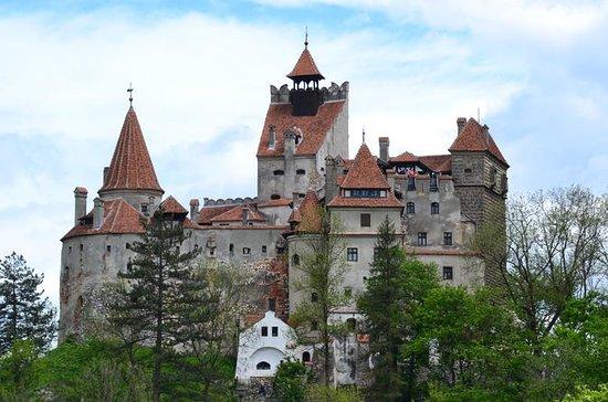 Excursion en 4x4, visite du château...