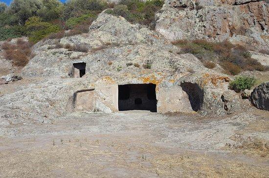 Archäologische Stätte von Montessu...