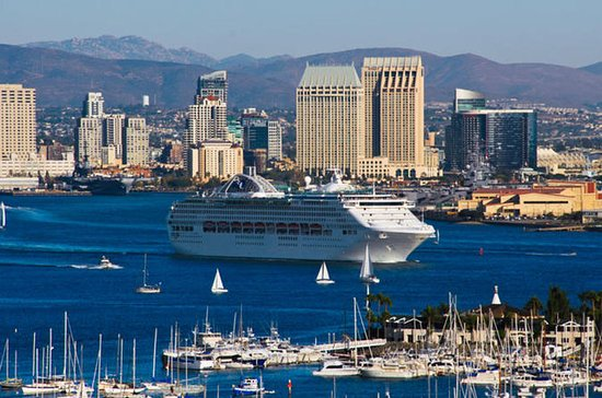San Diego Shore Excursion: City och ...