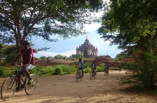 Half-Day Adventure Bagan Bike Tour...