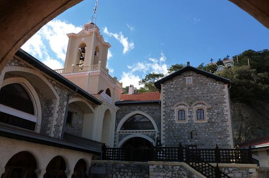 Kykkos Monastery Day Trip from...