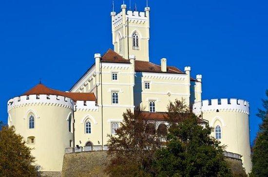 Ciudad barroca Varazdin y castillo de...
