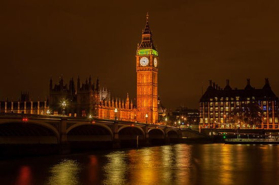 Private Tour: Night Photography Tour in London