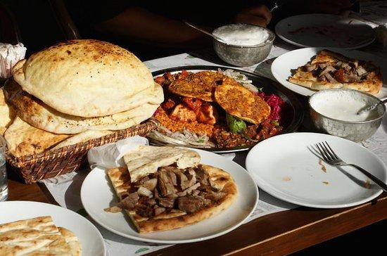イスタンブールでの料理散歩ツアー