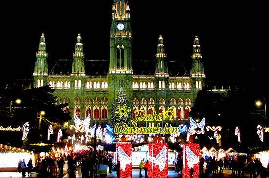 Julemarkeder Walking Tour i Wien