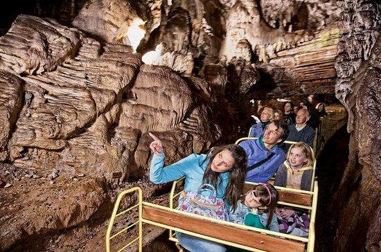 Postojna Cave and Predjama Castle...