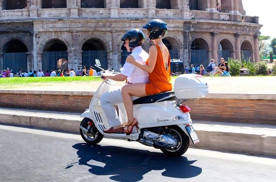 Guided Colosseum Tour and Scooter...