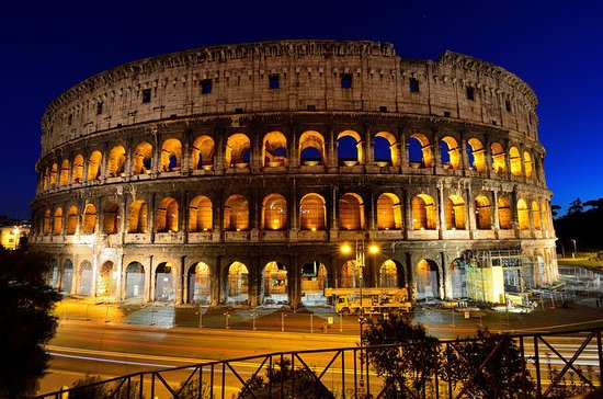 Rome by Night Private Sightseeing Tour
