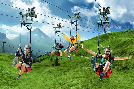 Aventura en la cumbre del Monte First...