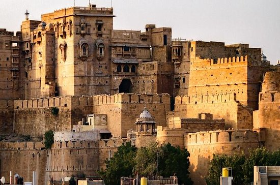 Private Jaisalmer Day Tour