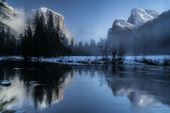 Yosemite Valley Winter Tour